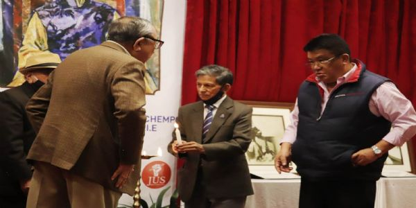11औं मिवाङ डेञ्जोङ छोग्याल छेम्पो सर टाशी नामग्यालको 129औं जन्म जयन्ती पालन
